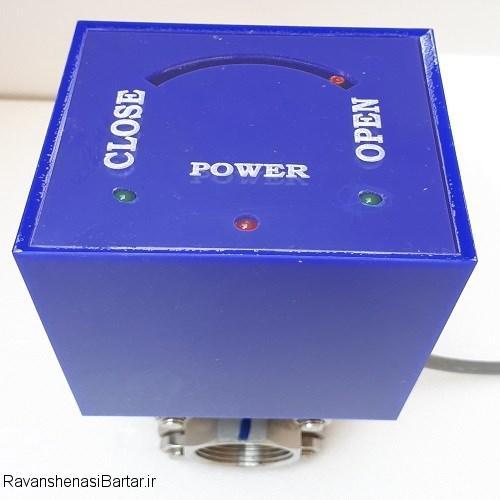 محصول اکچویتور الکتریکی شیرهای بالونی یا گازی