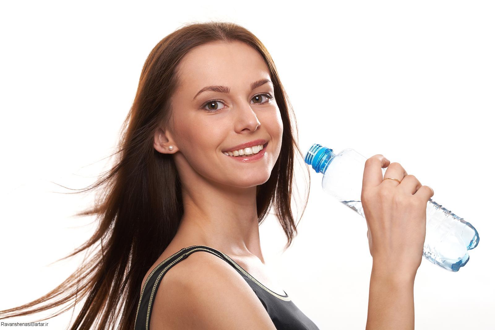 توصیه مهم برای جبران آب بدن