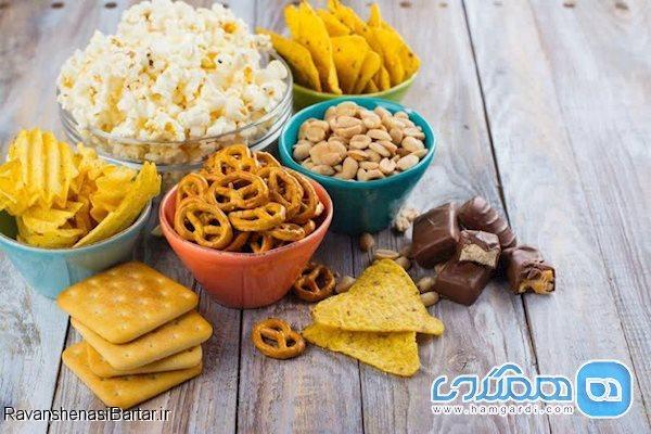 خوردنی هایی که مصرفشان شما را گرسنه تر می کند