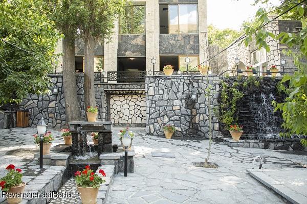 باغ رستورانی که از تهران نجاتتان میدهد!